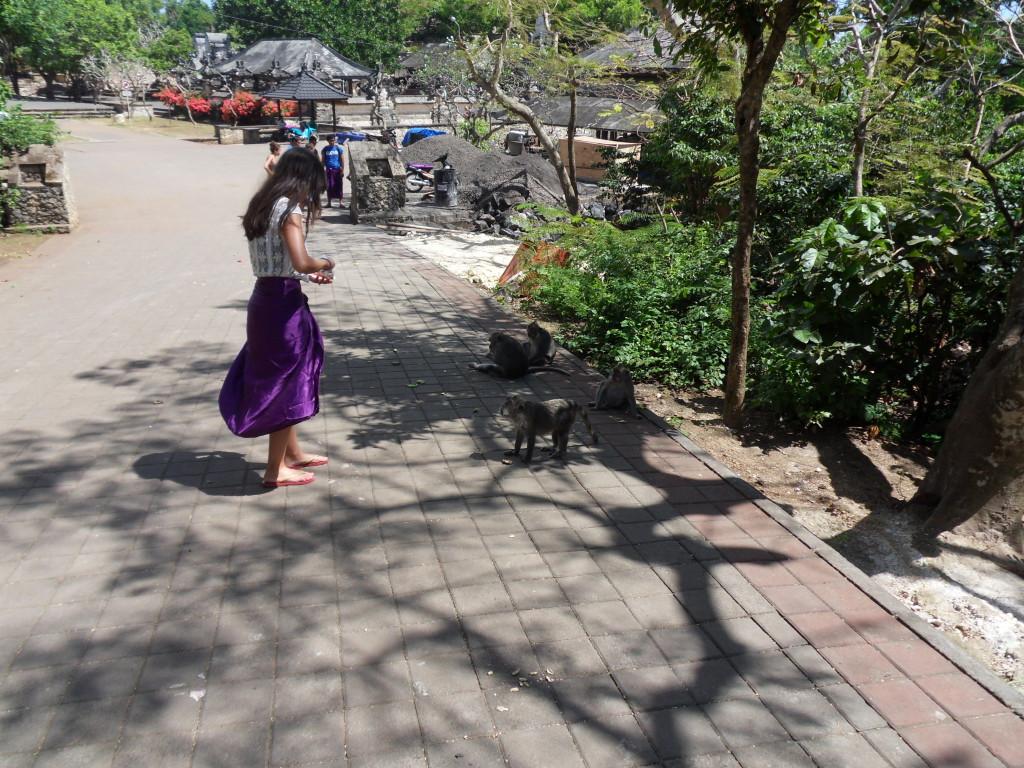 Ulu watu tempel