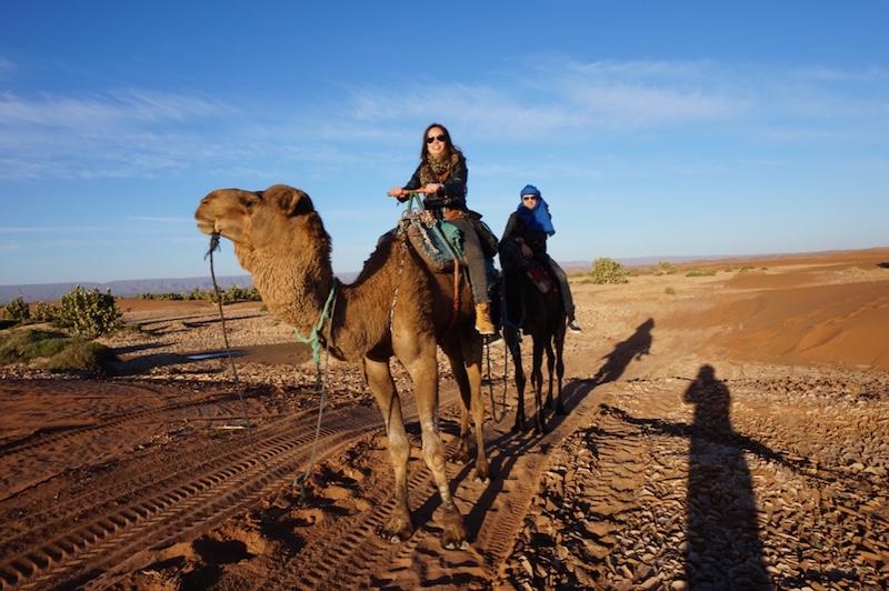marokko erg chigaga
