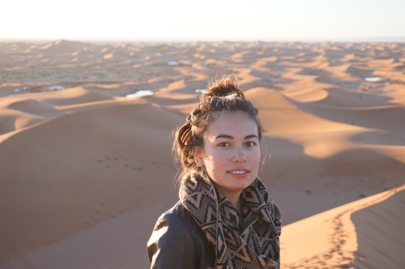 Sahara marokko 5