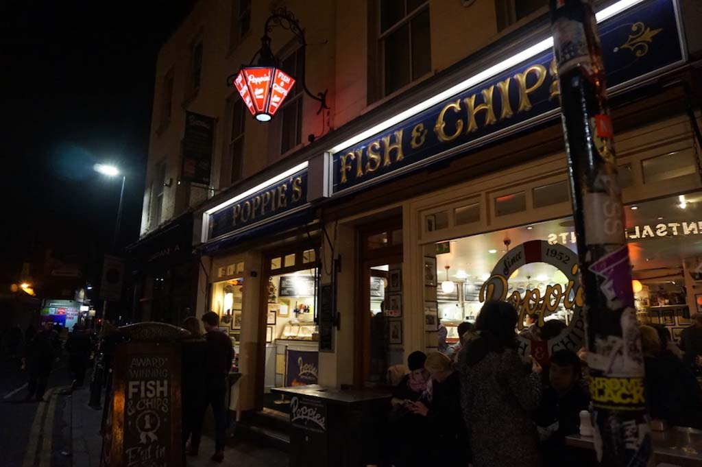 Poppies Fish n Chips