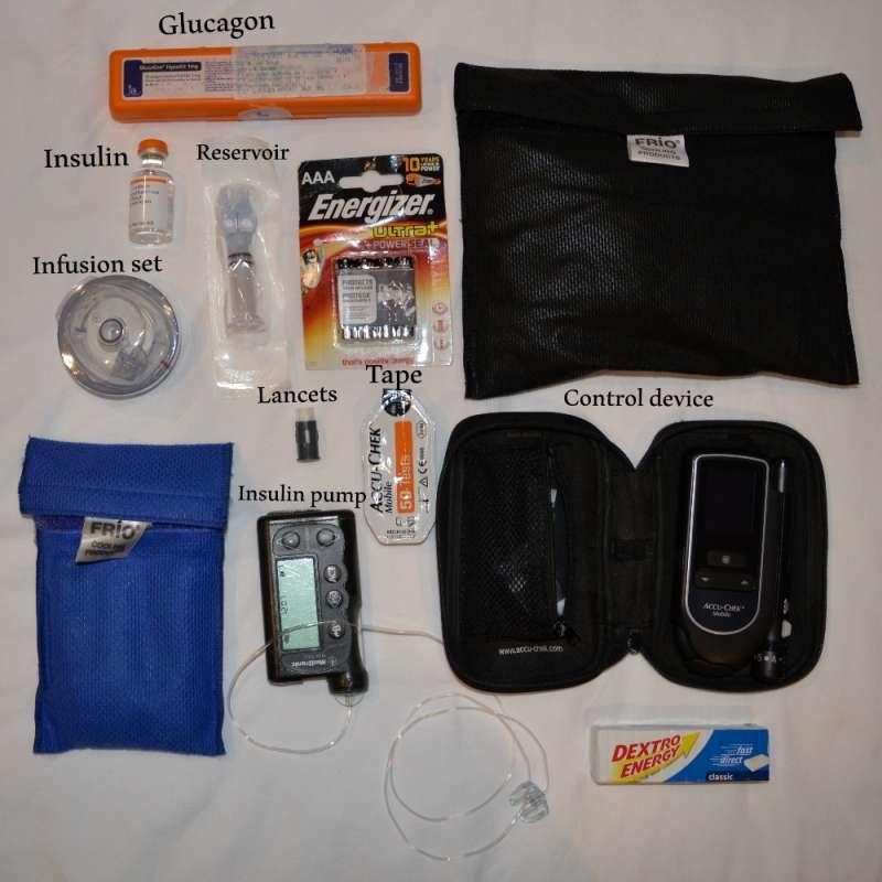 Diabetes spullen
