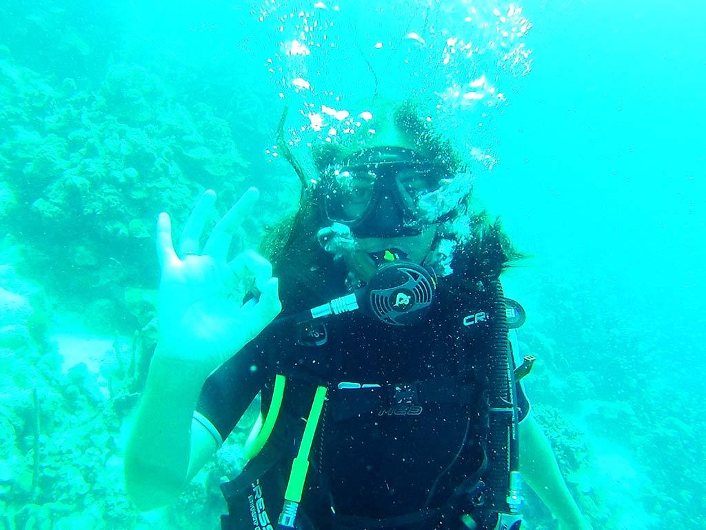duiken curacao