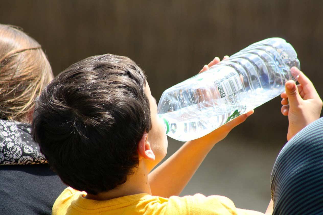 waterdrinken