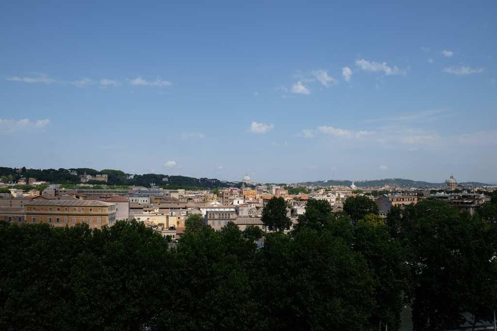 Uitzicht Rome
