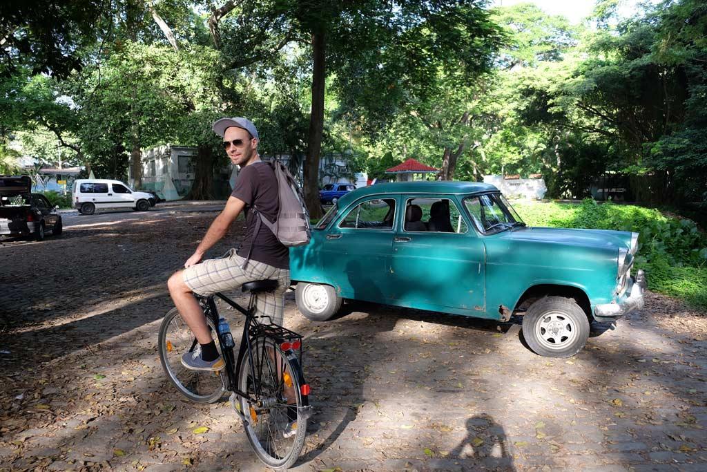 Fietstour Havana