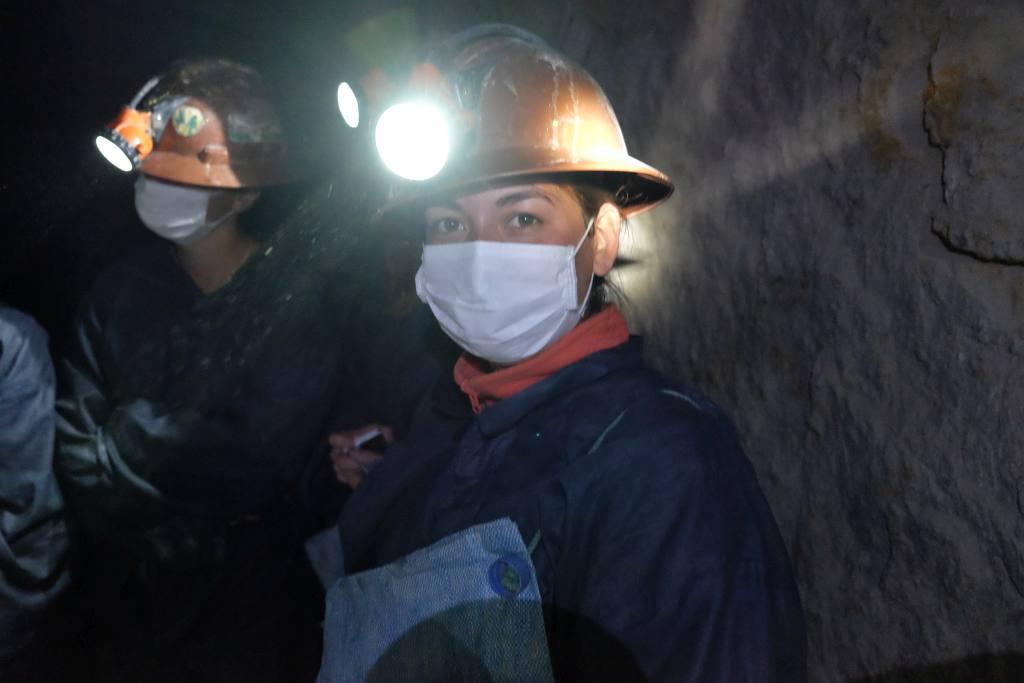 Potosi Mine