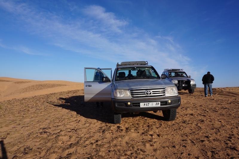 Sahara marokko 2