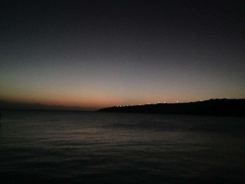 zonsondergang curacao
