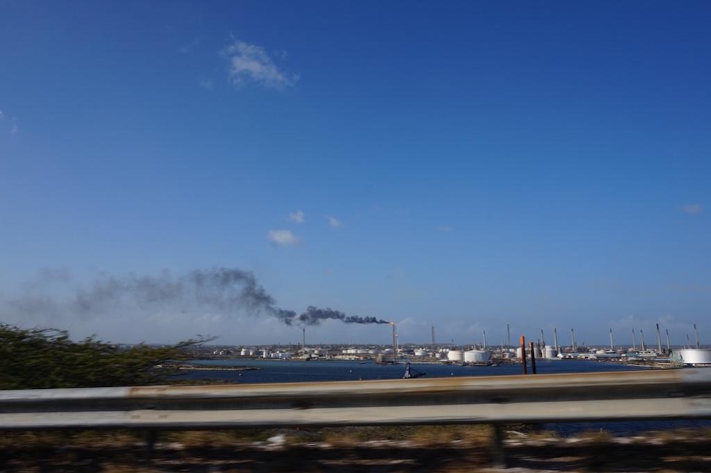 isla raffinaderij