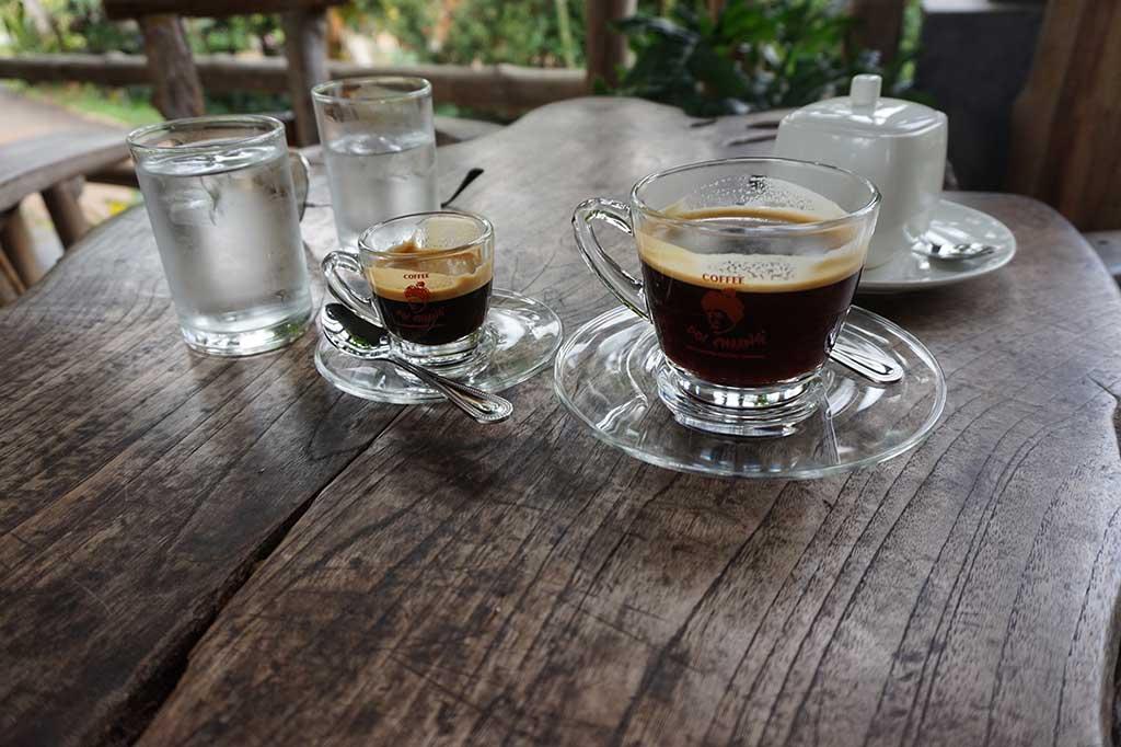 Doi Chaang Koffie