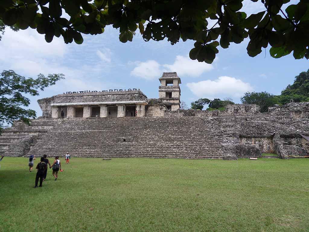 palenque ruines