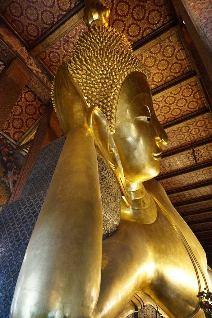 Liggende Buddha