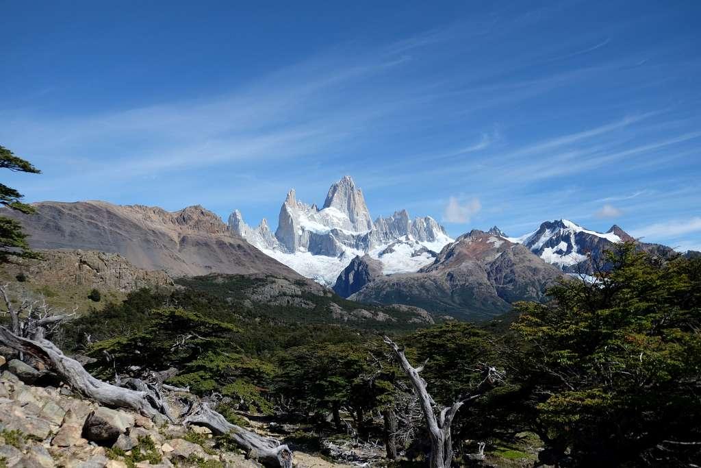 Hiken in El Chalten