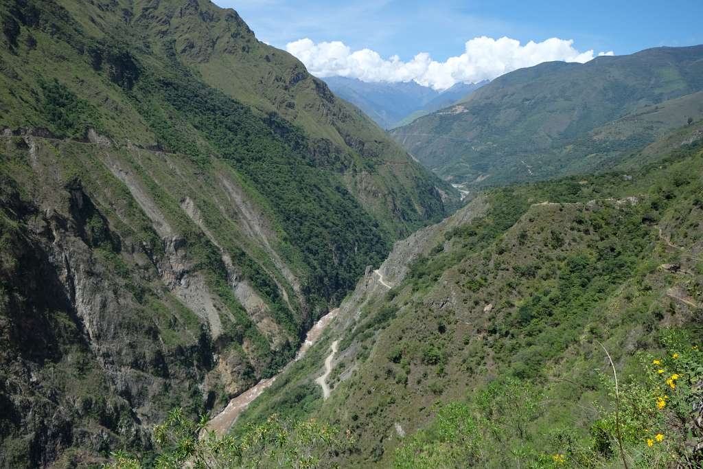 Inca Jungle trail