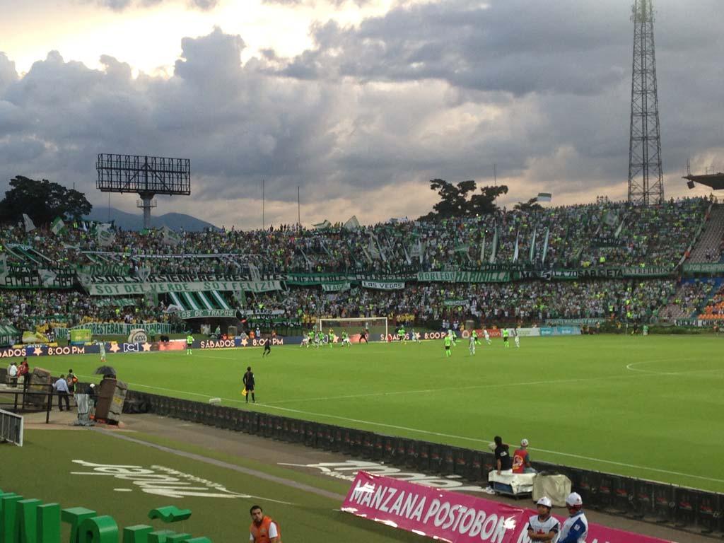 Voetbal Medellin